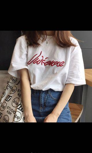 #免費百色T shirt