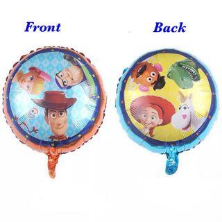 Toy Story party supplies - party balloons / party deco