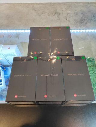 Huawei Mate 20 (Local Set)