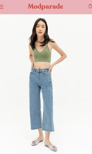Modparade Haleigh Jeans in Light Wash