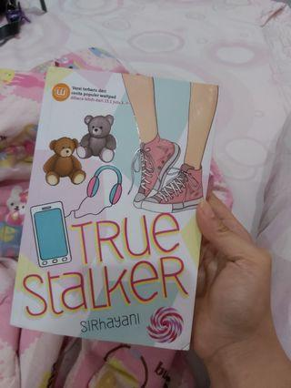TRUE STALKER NOVEL BY SIRHAYANI