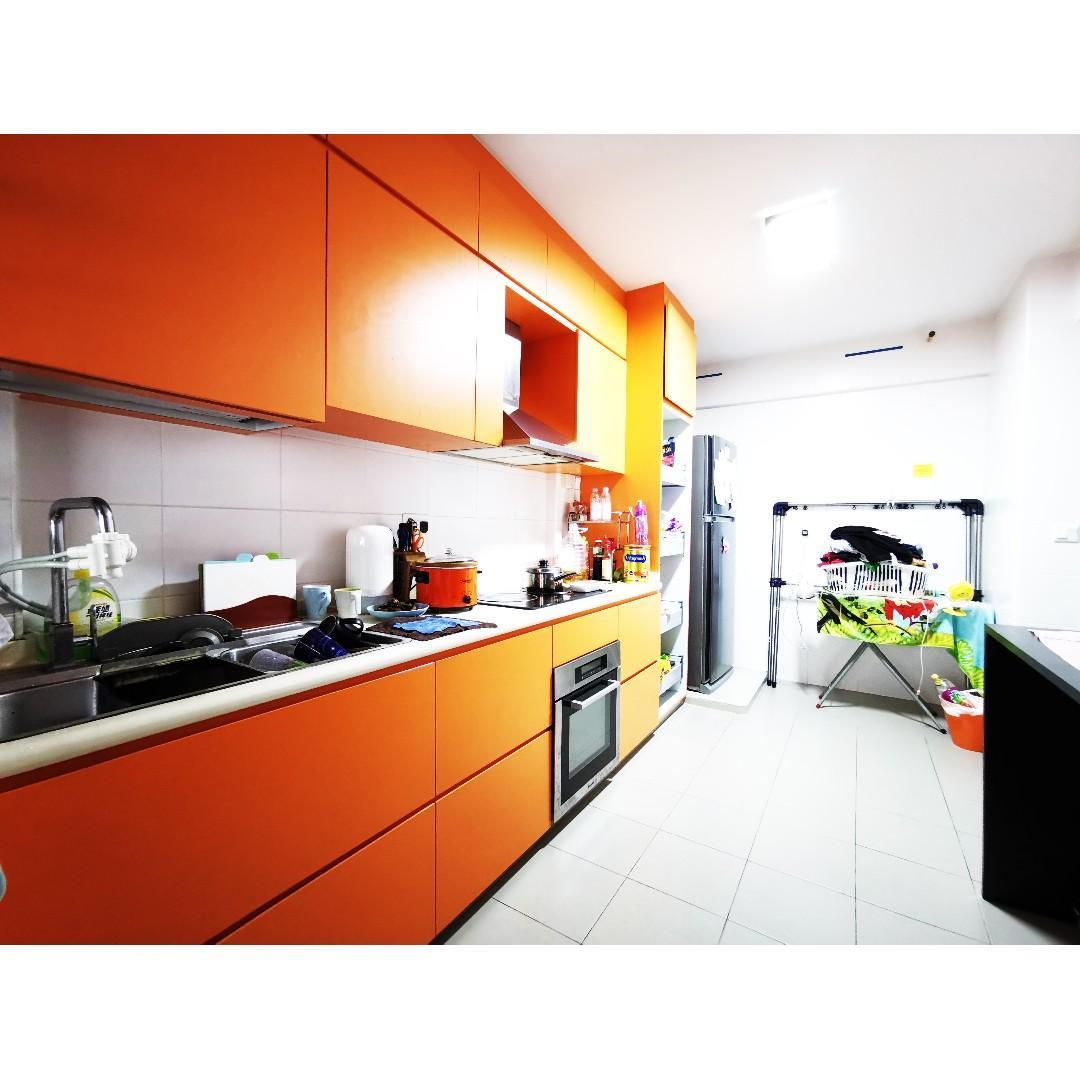 546B Segar Road - 5 Room Flat