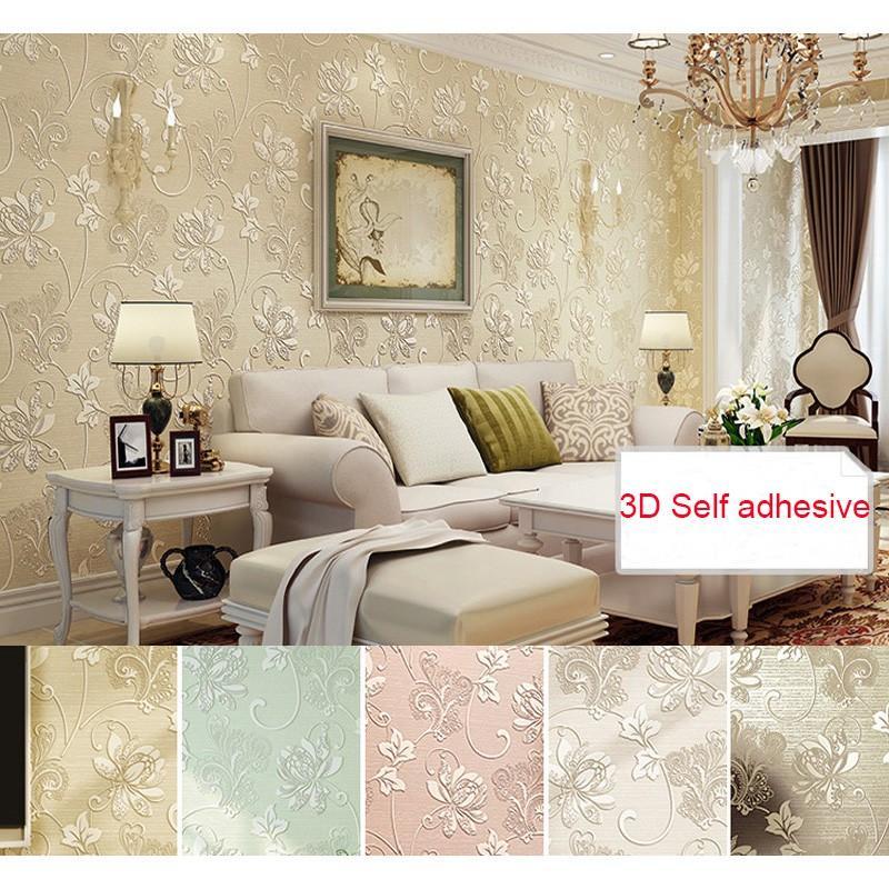 Self Adhesive Wallpaper Wall Sticker