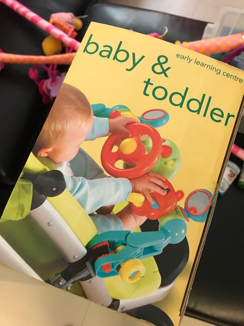 嬰兒車玩具
