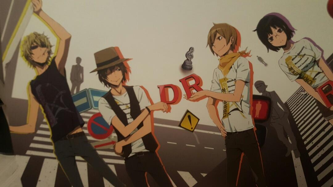 聲優動畫雜誌 デュラララ!!STREEEEET!! Territory of Exhibition