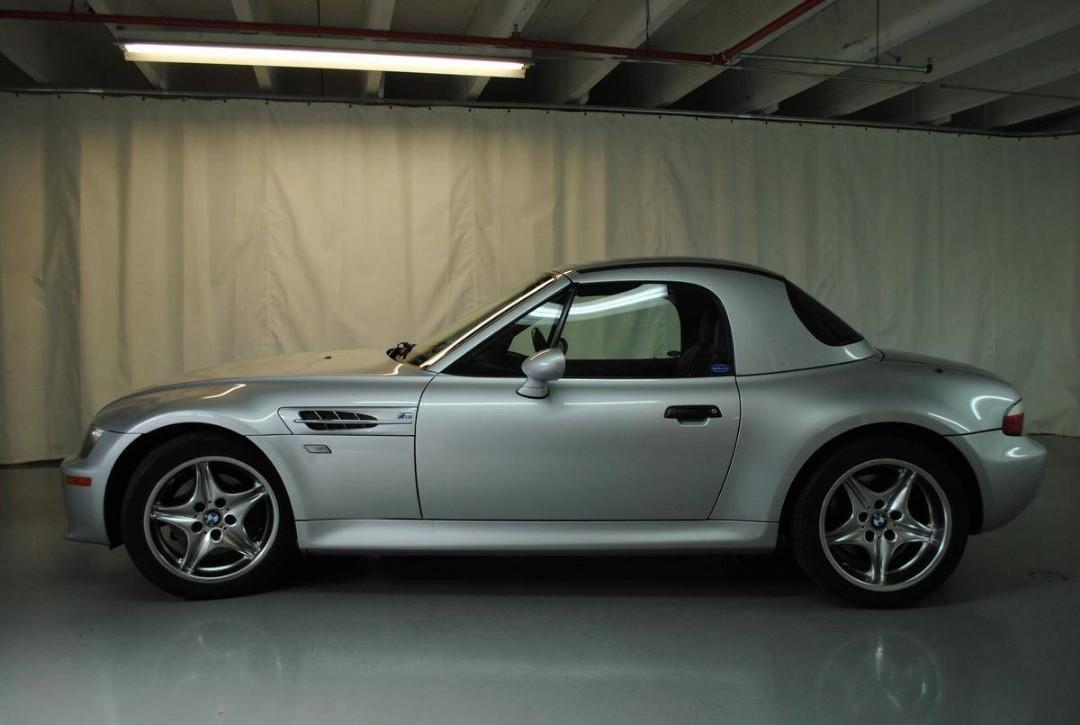 BMW 2001 Z3M S54