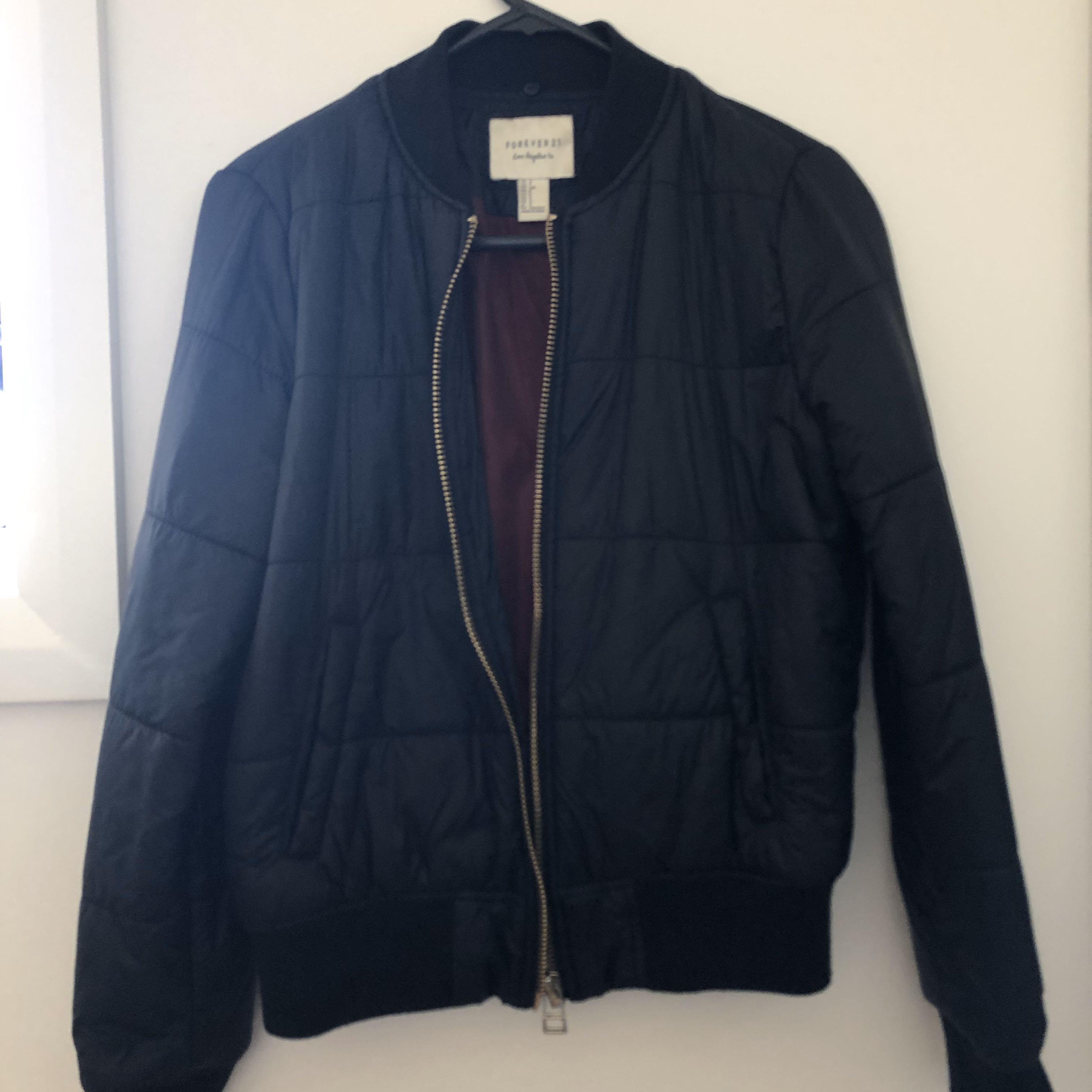 Bomber Forever 21 Jacket