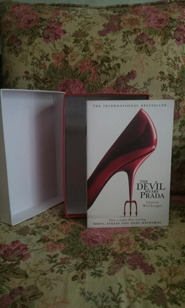 The Devil Wears Prada, Everyone Worth Knowing and Chasing Harry Winston/Box Set