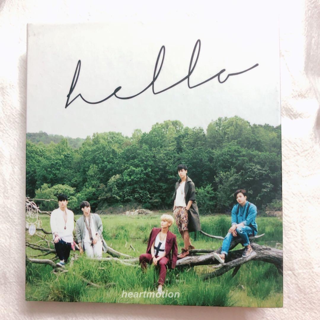 Boys Republic - Hello (Unsealed)