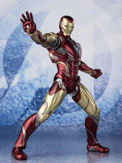 S H Figuarts Tamashii Nations Marvel Endgame Iron Man Mark