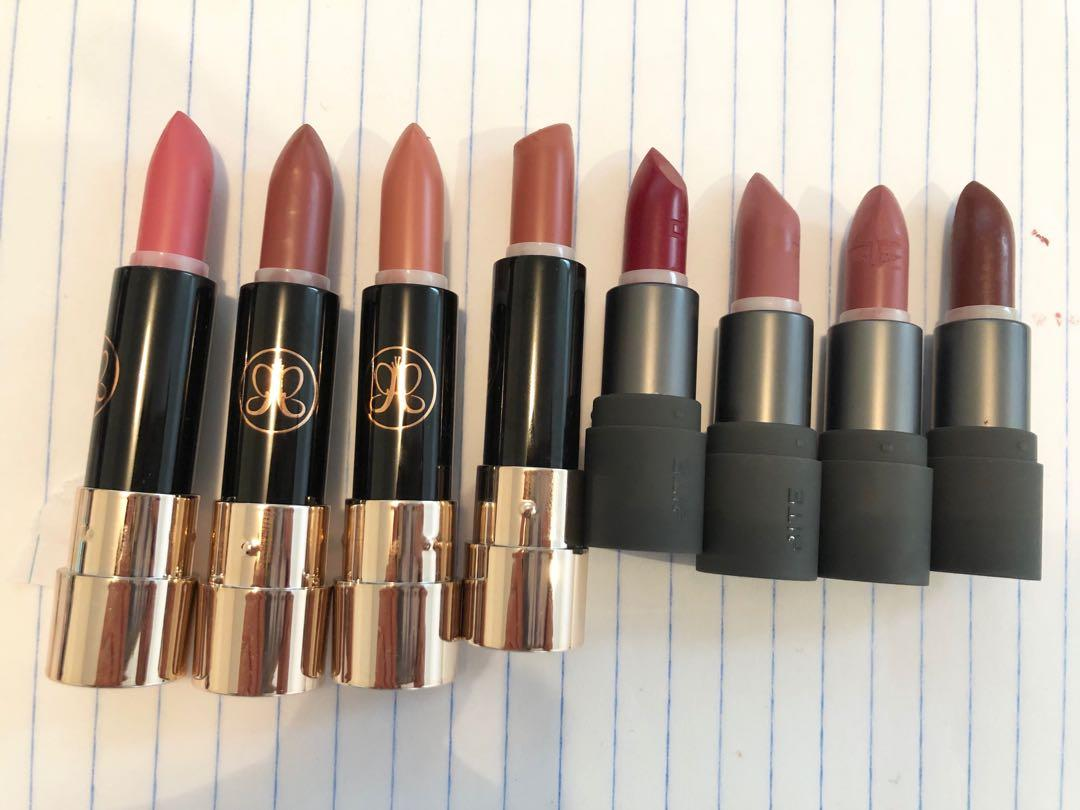 Burberry, Nars, Tom Ford, Bite Beauty, Bobbi Brown, ABH, Becca - High End Makeup