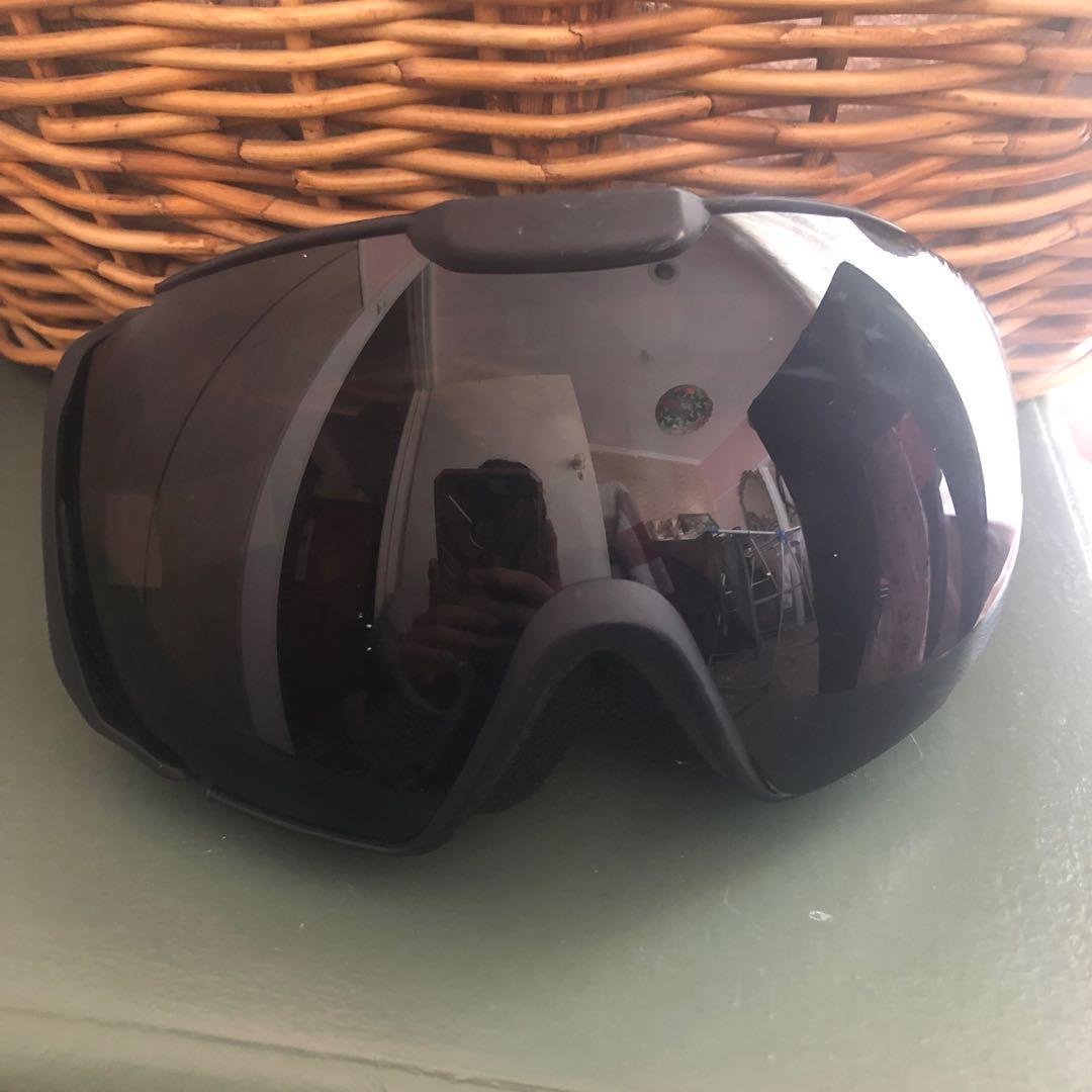 Carve snowboard/ski goggles (adjustable)
