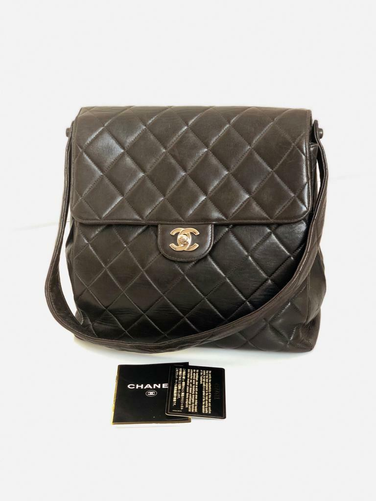 Chanel 2 Face Choco seri4 with Broken Holo,Card&Booklet (26x24cm)
