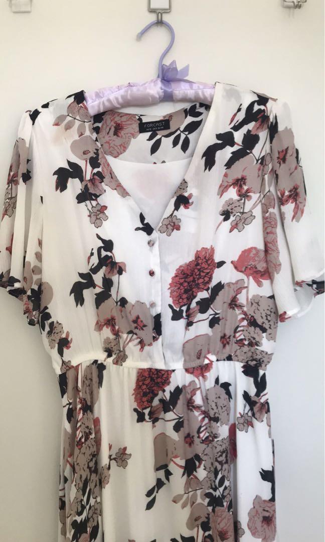 Forcast women's summer dress size 12