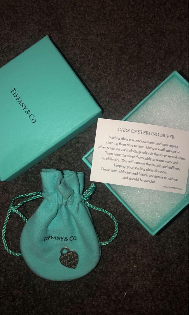 Genuine Tiffany and Co
