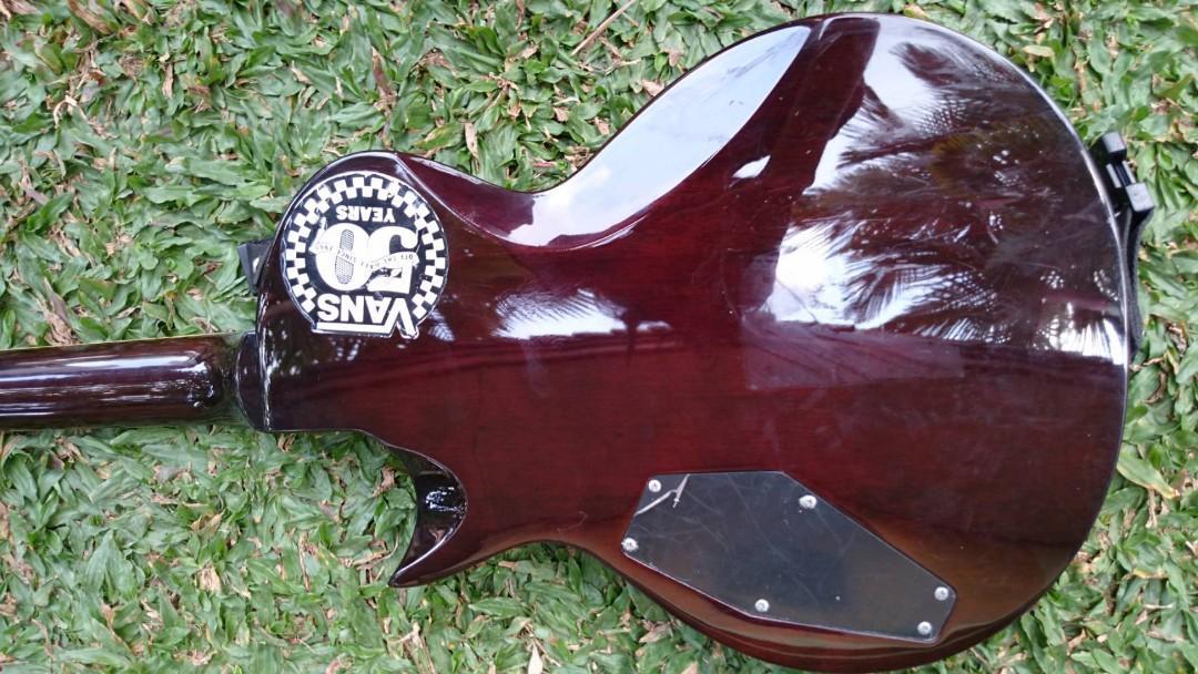 Gitar Esp Ltd EC-256 original