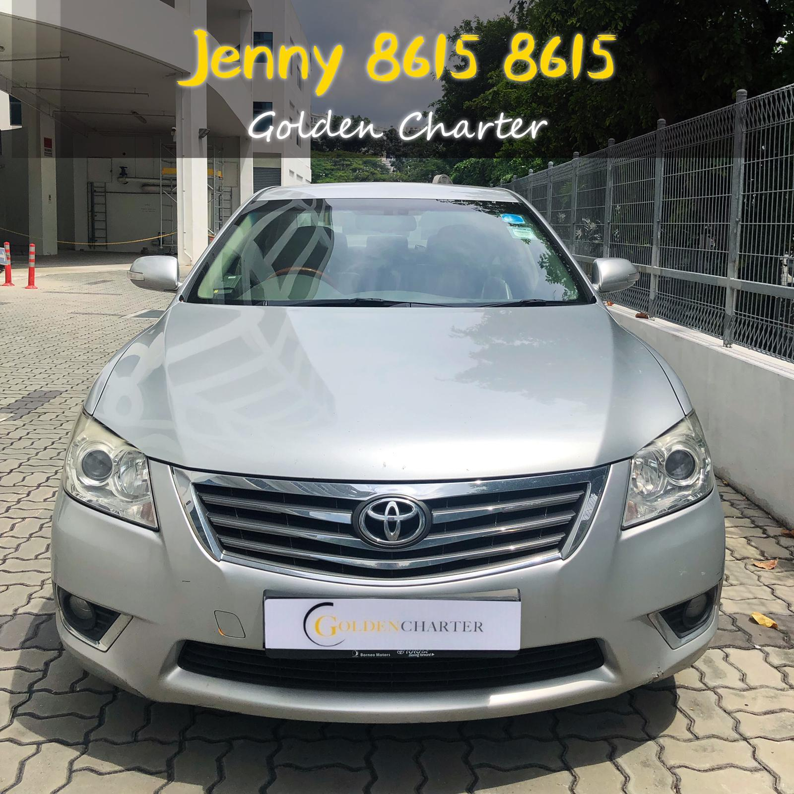 Toyota Camry 2.0a Mazda Toyota Vios Wish Altis Car Axio Premio Allion Honda Jazz Fit Stream Civic Cars Hyundai Avante $50 perday PHV  For Rent Grab Rental Gojek Or Personal Use Low price and Cheap