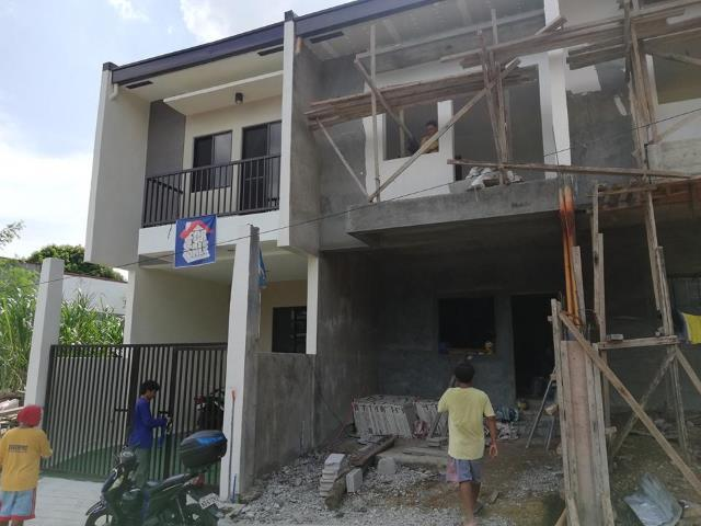 House and Lot Townhouse Antipolo near Marcos Highway nr