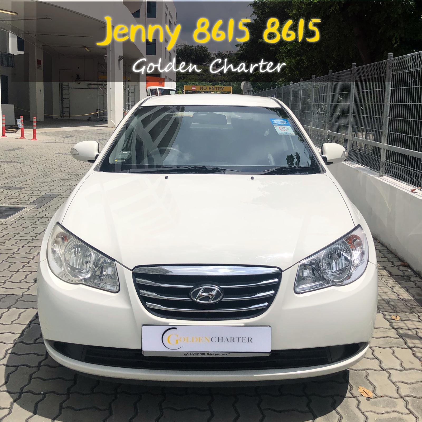 Hyundai Avante 1.6a*TOP CONDITION*Wish Altis Car Axio Premio Allion Camry Estima Honda Jazz Fit Stream Civic Cars  PHV  For RentGrab Rental Gojek Or Personal Use Low price and Cheap