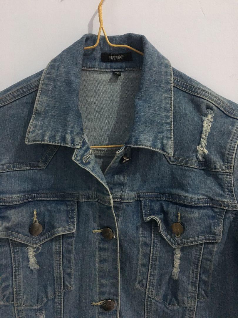 Jaket Jeans Hardware