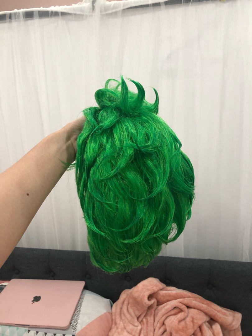 Joker wig(styled)