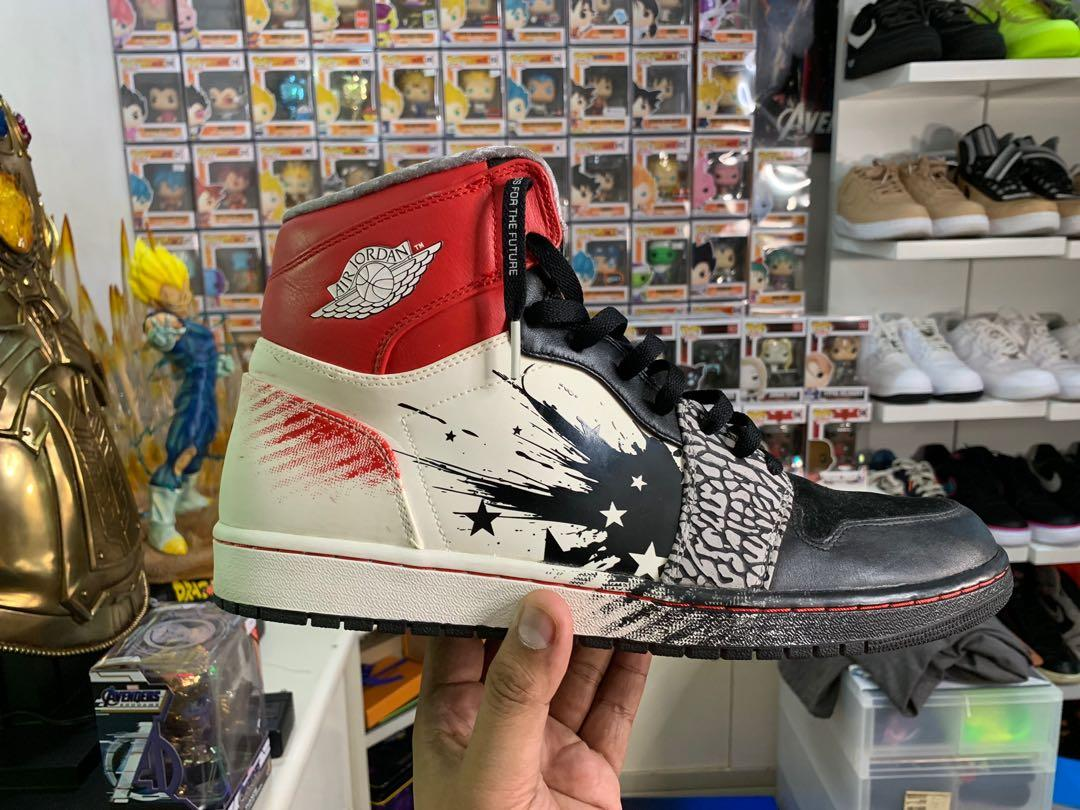 Jordan 1 Wings For the Future (Dave White)