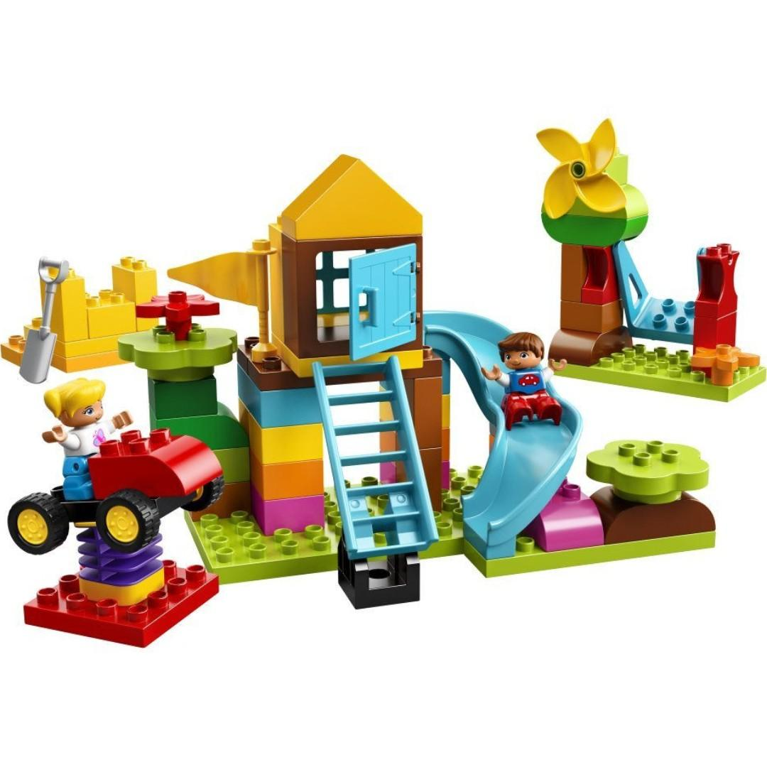 Large Playground Brick Box - 10864 - LEGO® DUPLO®