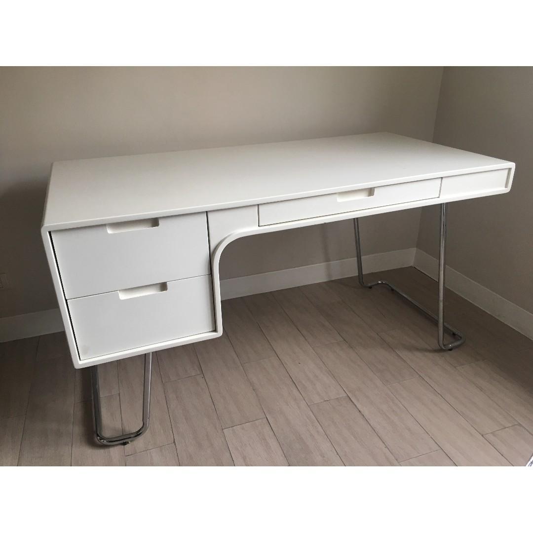 Modern Office Desk Edia Contemporary Terence Design On