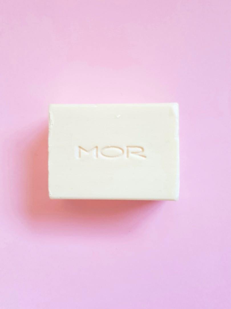 🆕️MOR Little Luxuries Snow Gardenia Soap Bar | NO BOX