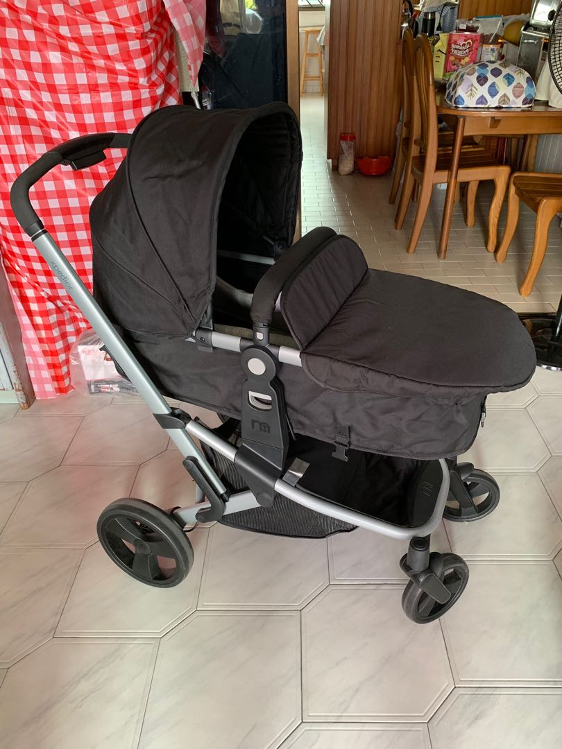 Mothercare Stroller Car Seat A Set