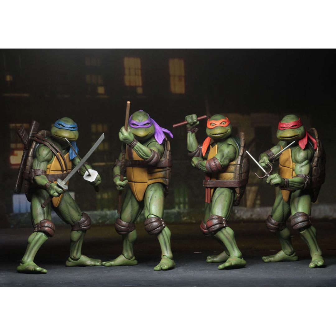 Neca Mirage Tmnt 1990s Version Movie Teenage Mutant Ninja Turtles