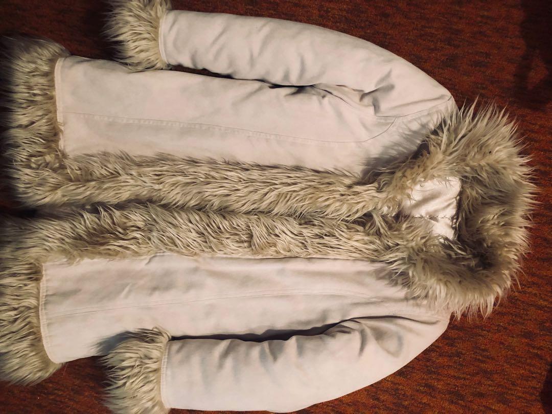 Penny lane afghan coat (xs-s/4-8)