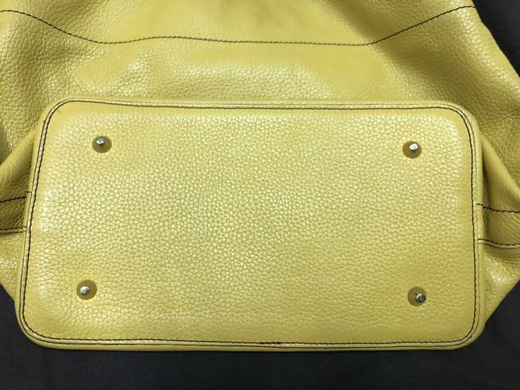 RABEEANCO黃色肩背手提包