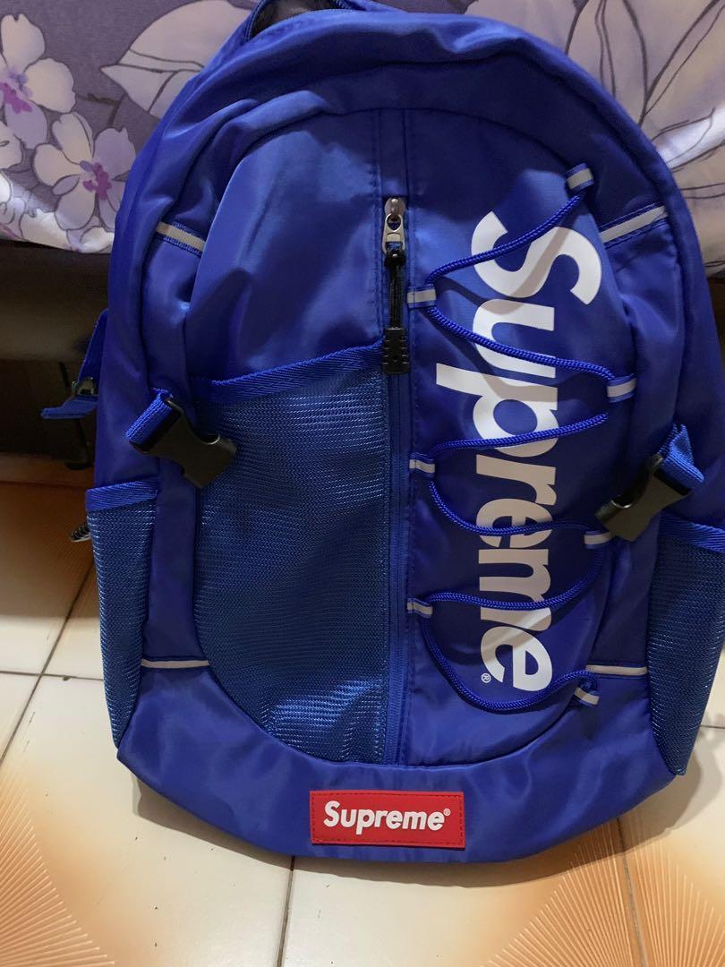 supreme 背包