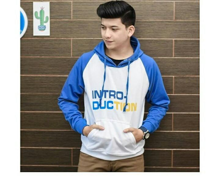 SweaterINTRODUCTION SWEATER BAHAN FLEECE ALL SIZE FIT L CEWEK COWOK BISA YA