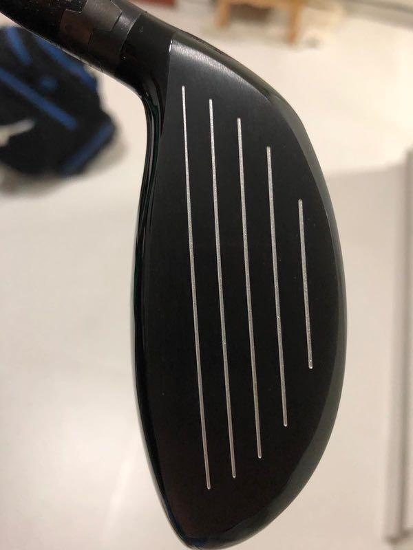 Titleist TS 3 Driver & 3 wood( with aftermarket shaft