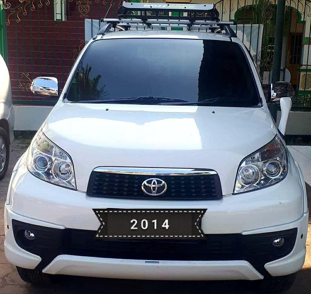 Toyota RUSH TRD sportivo 1.5 At 2014 ultimo design