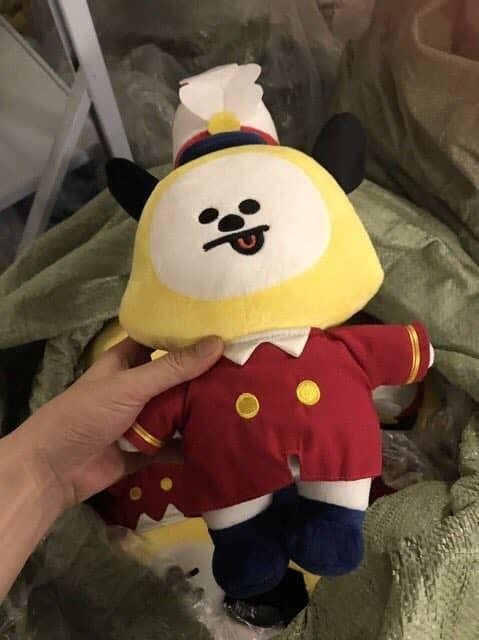 Unofficial Japan Fanclub 1st anniversary standing doll