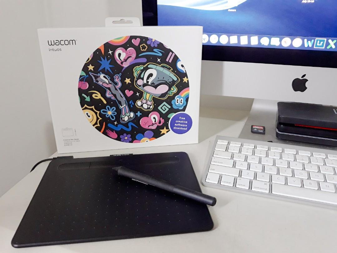 WACOM INTUOS Drawing Tablet on Carousell