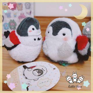 全新日本正品 正能量企鵝 雪之精靈造型