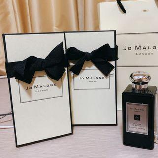 [現貨63折] 100ml Jo Malone perfume Gift set 黑樽古龍水 香水Incense & Cedrat