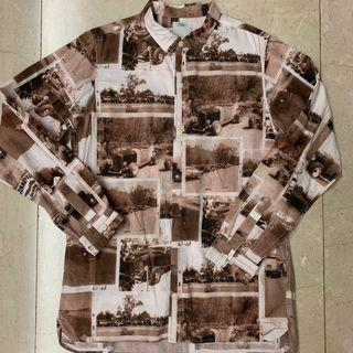 Visvim L/S Rider Dry Lakes Shirt