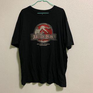 Jurassic Park Vintage T Shirt