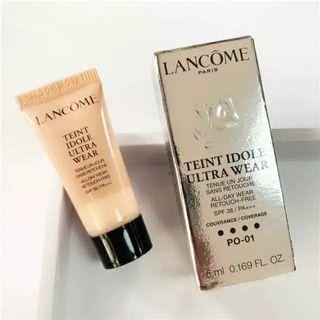 Lancome tient miracle foundation 5ml