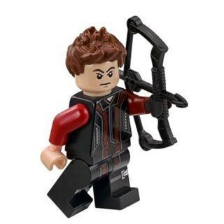 LEGO 淨人仔 76042 HAWKEYE