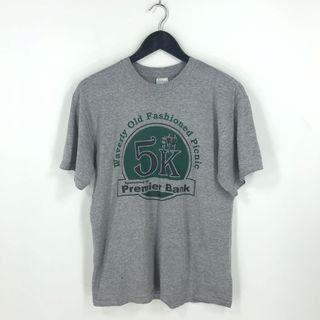 5k Premier Bank Shirt Size M