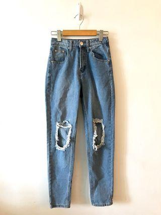 Pretty Little Thing Kendall Jeans