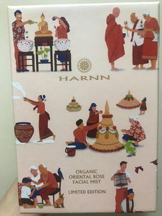 Harnn organic oriental rose facial mist limited edition 55ml