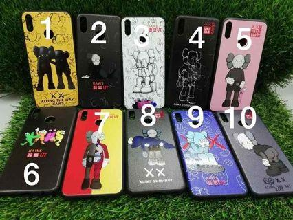 Uniqlo x kaws casing for iphone