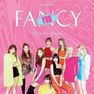 Twice Album (FANCY YOU)